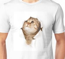 Fugitive Cat .1 Unisex T-Shirt