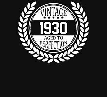 Vintage 1930 Aged To Perfection Unisex T-Shirt