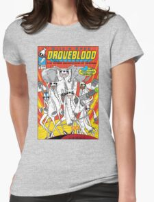 Droveblood Womens Fitted T-Shirt