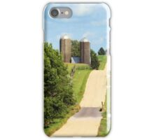 The Long & Winding Road iPhone Case/Skin