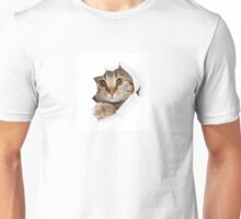 Fugitive Cat .2 Unisex T-Shirt