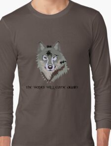 wolves Long Sleeve T-Shirt