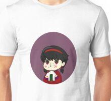 Babu Hattori eating a rice ball Unisex T-Shirt