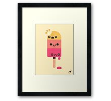 Three Flavours Framed Print