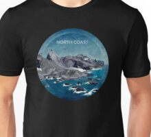 North Coast Sea Unisex T-Shirt