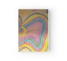 Shapes and Curves Hardcover Journal