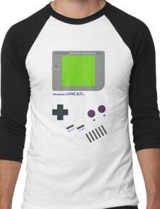 Oldschool Gameboy Shirt Men's Baseball ¾ T-Shirt