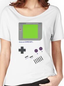 Oldschool Gameboy Shirt Women's Relaxed Fit T-Shirt