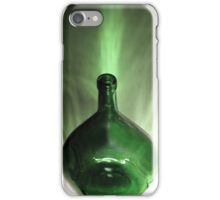 Green green glass. iPhone Case/Skin