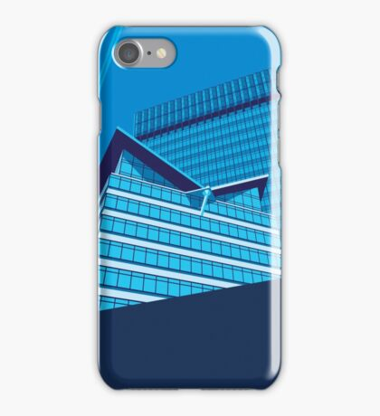 Bernard House, Piccadilly Plaza, Manchester iPhone Case/Skin