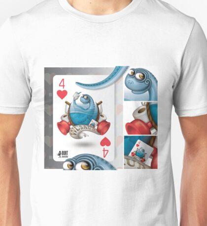 WCsaur / Cards for my arts Unisex T-Shirt