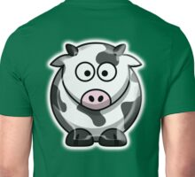 COW, Cartoon, Cattle Unisex T-Shirt