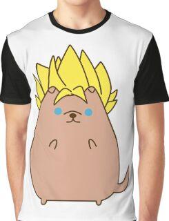 Super Sayian Pupsheen Graphic T-Shirt