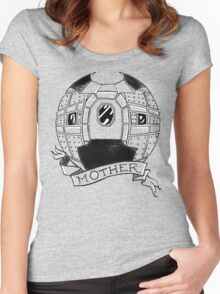 Heart of the Nostromo Women's Fitted Scoop T-Shirt