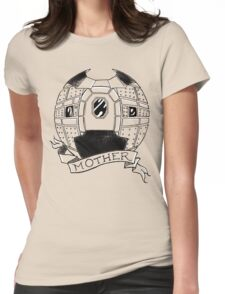 Heart of the Nostromo Womens Fitted T-Shirt