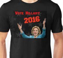 Hillary Kate 2016 Unisex T-Shirt