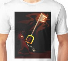 Key to the Heartless Unisex T-Shirt