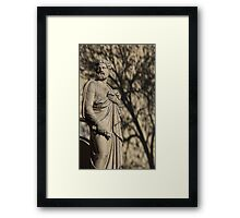 Apostle Peter with the keys Framed Print