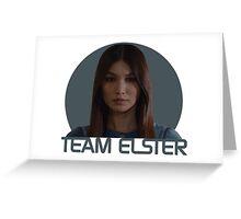 Team Elster (Mia version) Greeting Card