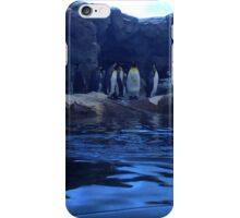 Penguin Plunge iPhone Case/Skin