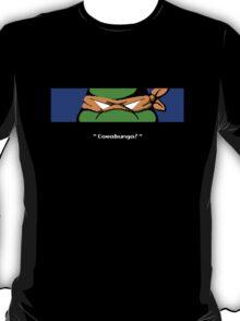 Turtle Gaiden - Michelangelo T-Shirt