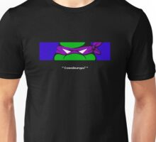 Turtle Gaiden - Donatello Unisex T-Shirt