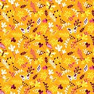 Bright spring print by BoYusya