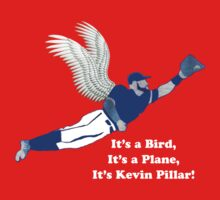 Kevin Pillar - Blue Jays Kids Tee