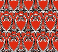 Baroque 2 Sticker