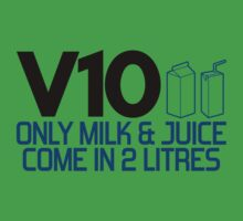 V10 - Only milk & juice come in 2 litres (4) Kids Clothes