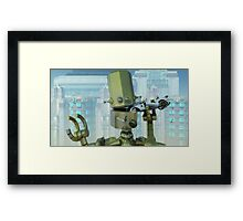 Zesty, Crumbly, Yet Piquant Framed Print