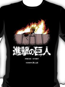 Attack on Pixels T-Shirt