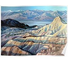 Death Valley California Poster