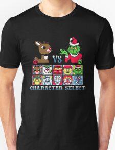 Christmas Fighter T-Shirt