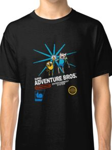 Super Adventure Bros. Classic T-Shirt
