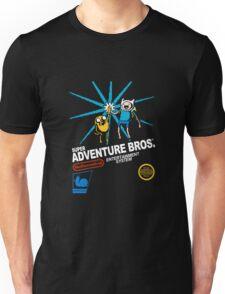 Super Adventure Bros. Unisex T-Shirt