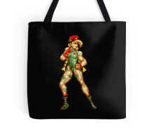 Street fighter 2 Cammy Tote Bag