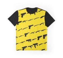 Guns Graphic T-Shirt