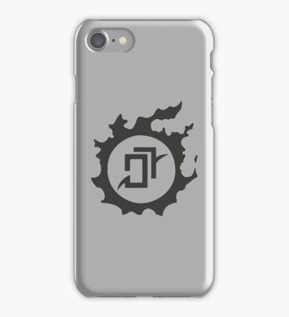 Final Fantasy 14 logo AST iPhone Case/Skin