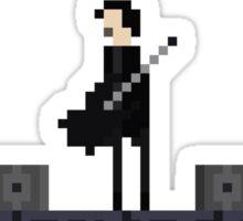 Rob Swire Pixel Art Sticker