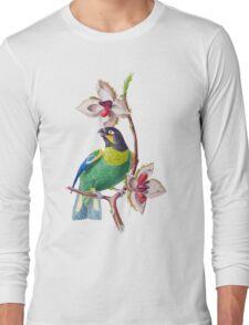 FF - Brazil-Bird Long Sleeve T-Shirt