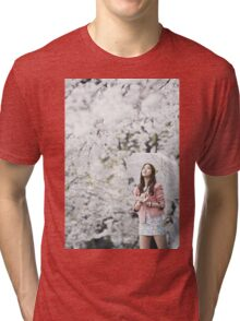 Fall Season Minah Tri-blend T-Shirt