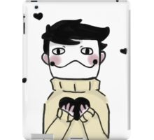 Zacharie Love iPad Case/Skin