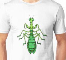Preying mantis  Unisex T-Shirt