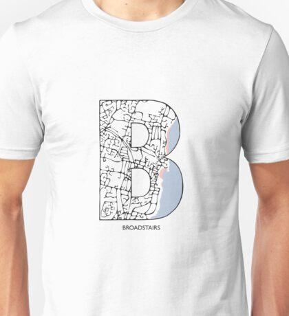 MAPHABET Broadstairs Unisex T-Shirt