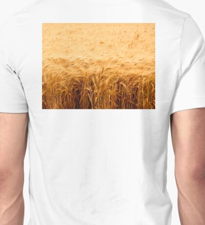 California Wheat Field Unisex T-Shirt