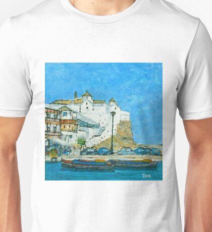 The White Church, Skopelos Unisex T-Shirt