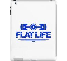 Flat Life (3) iPad Case/Skin