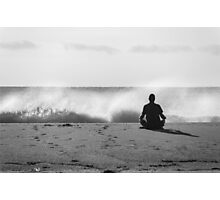 Calm is a State of Mind Photographic Print