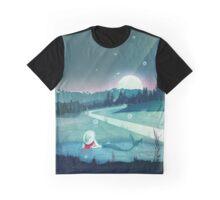 A Mermaid's Dream Graphic T-Shirt